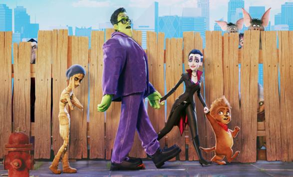 Monster Family – Brand New Trailer!