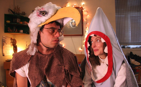 Taika Tuesday: Eagle vs Shark (2007)