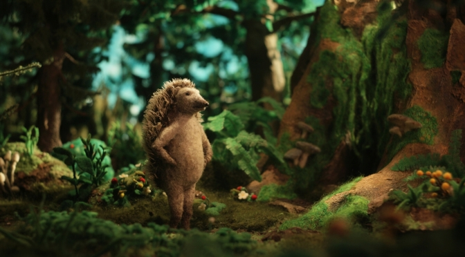 Hedgehog's Home (Short) – BFI London Film Festival Review