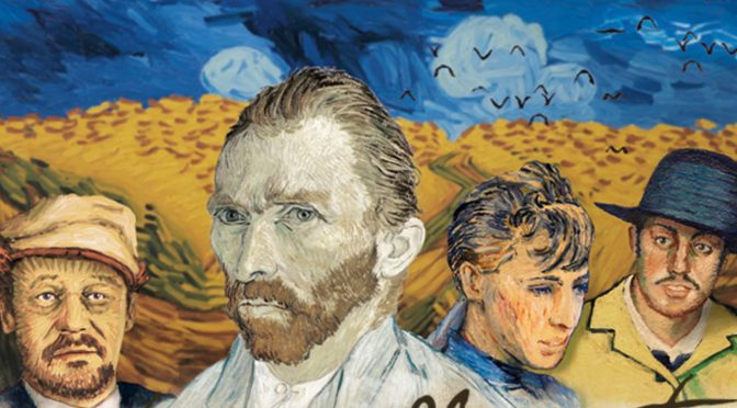 """What do you know about his life?"" – Hugh Welchman and Dorota Kobiela talk Loving Vincent"