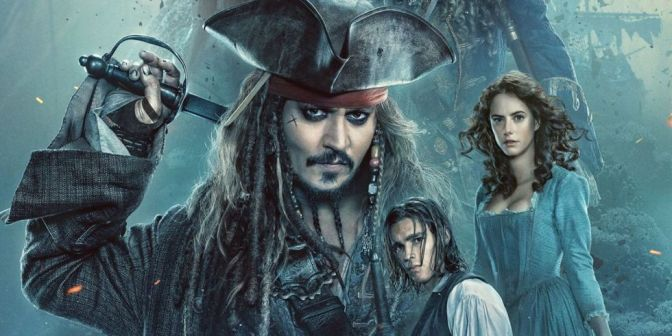 Pirates of the Caribbean: Salazar's Revenge -Review (Spoilers)