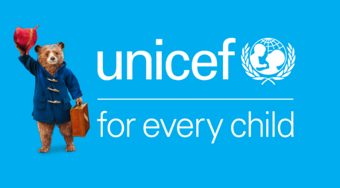 Paddington partners with UNICEF and new character posters.