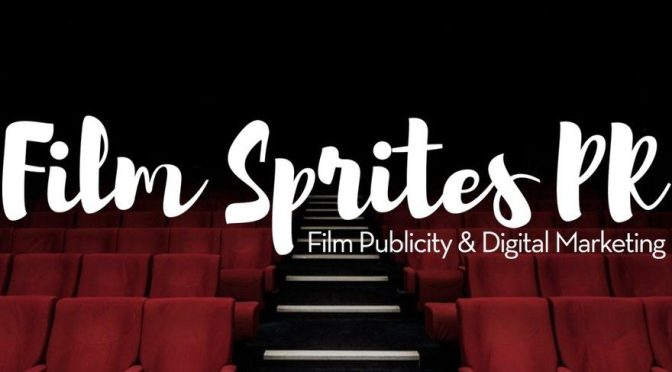 How Movie PR and Publicity Works with Film Sprites!