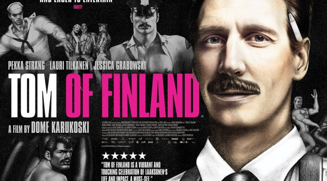Win Tom of Finland on DVD!