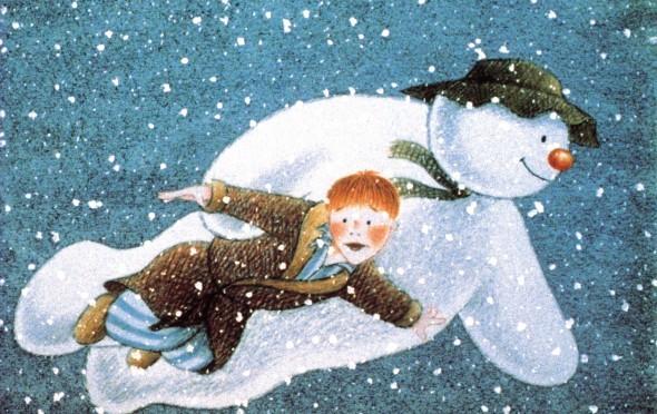 The Snowman – Short Film Review