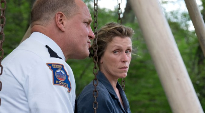 Three Billboards Outside Ebbing, Missouri – Review