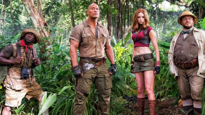 Jumanji: Welcome to the Jungle – Review
