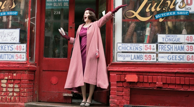 The Weekend Binge: The Marvellous Mrs. Maisel