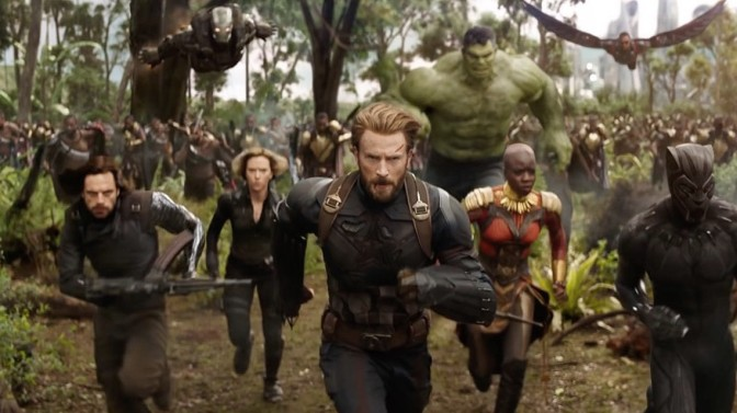 Avengers: Infinity War – Trailer Discussion