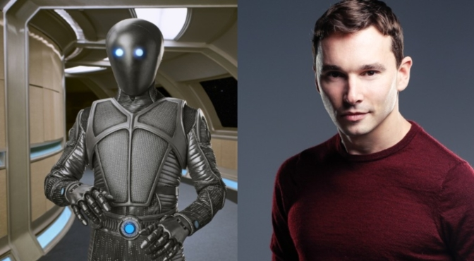 """""""It's a perfect story"""" – Actor Mark Jackson talks about The Orville!"""