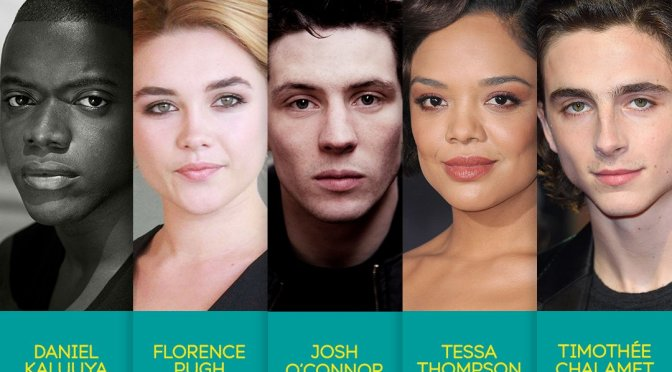 EE BAFTA Rising Star – 2017 Nominations