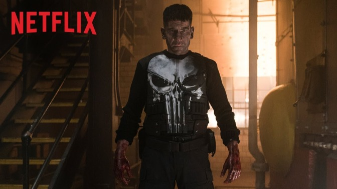 The Weekend Binge: The Punisher