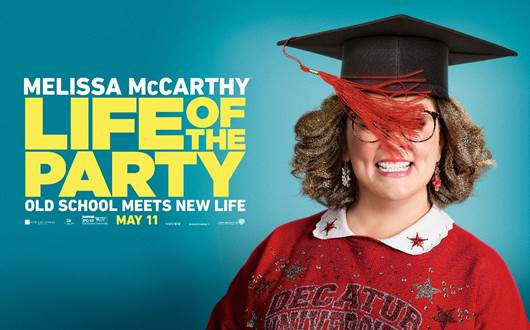 Life of the Party – Brand New Trailer!