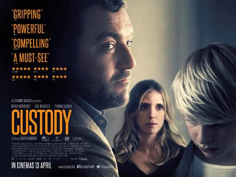 Custody – Brand New Trailer!