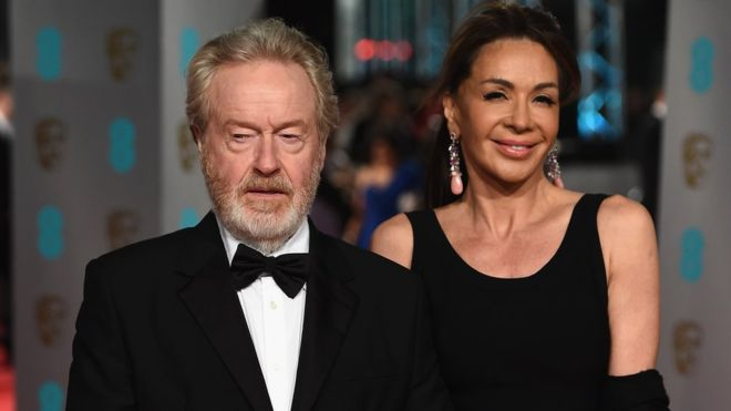 Ridley Scott to Receive BAFTA Fellowship