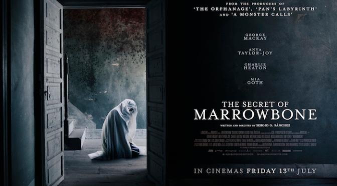 The Secret of the Marrrowbone – Brand New Trailer!