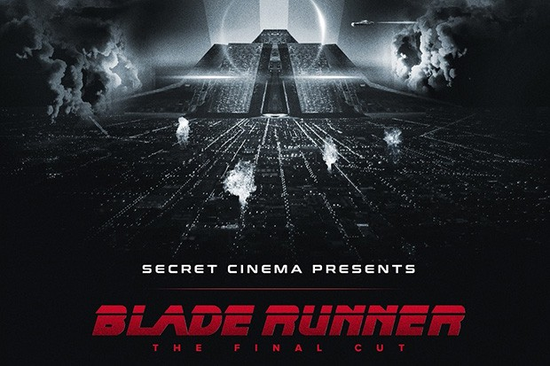 Secret Cinema presents Blade Runner – The Final Cut