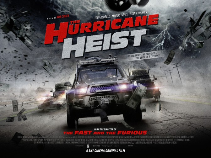 Hurricane Heist – Brand New Trailer!