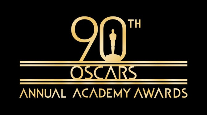 The 90th Academy Awards – Live Blog