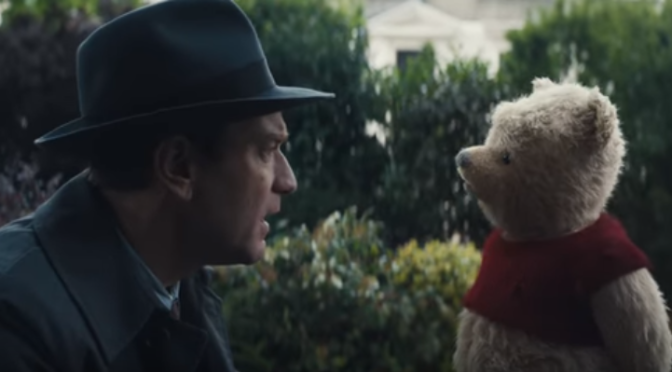 Christopher Robin – Brand New Trailer!