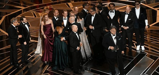 The 90th Academy Awards – Winners