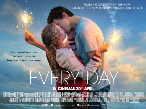 Every Day – Brand New Trailer & Clips!