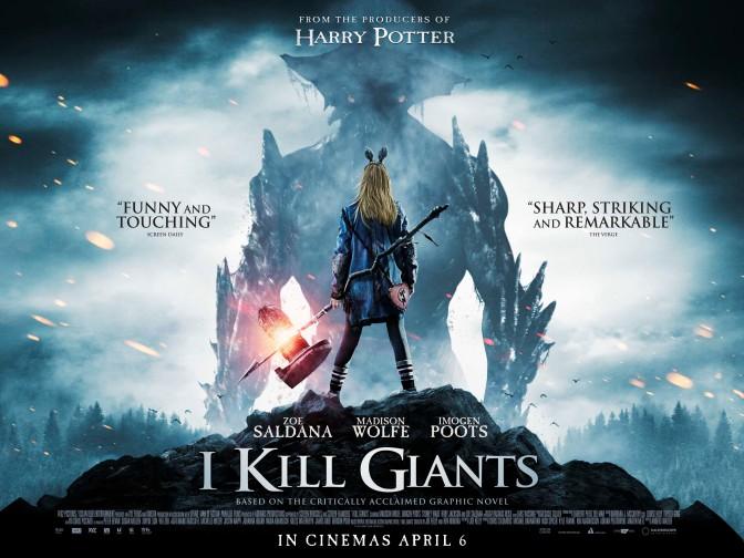 I Kill Giants – Brand New Trailer!