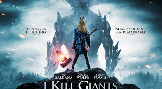 I Kill Giants – Brand New Trailer!