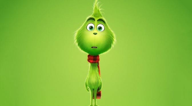 The Grinch – New Trailer
