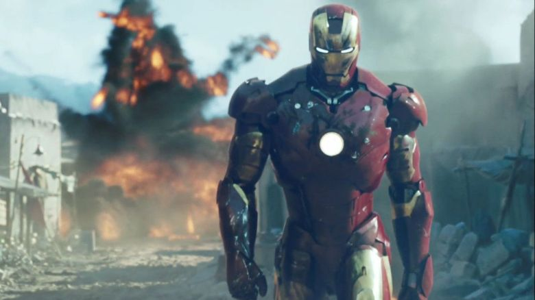 Image result for 17) Iron Man 2 (2010)