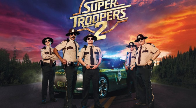 Super Troopers 2 – Brand New Trailer!