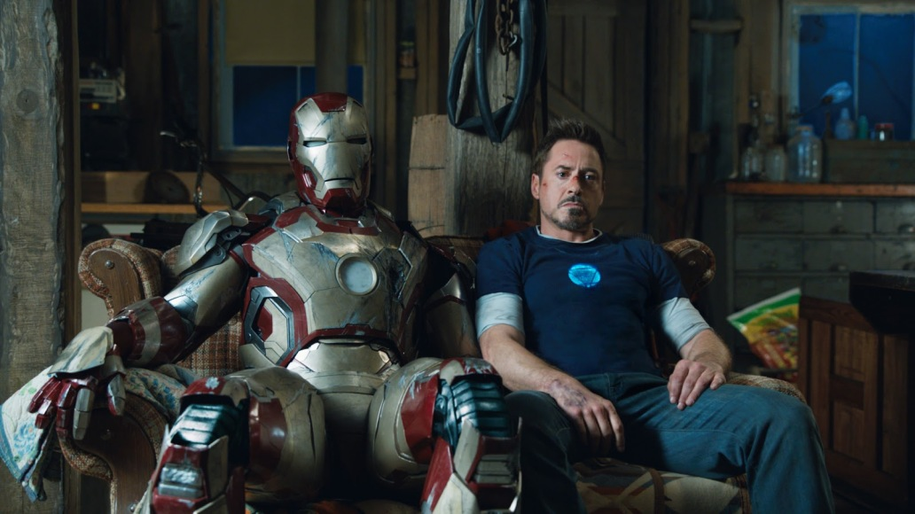 Image result for 13)  Iron Man 3 (2013)