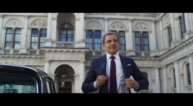 Johnny English Strikes Again – Brand New Trailer!