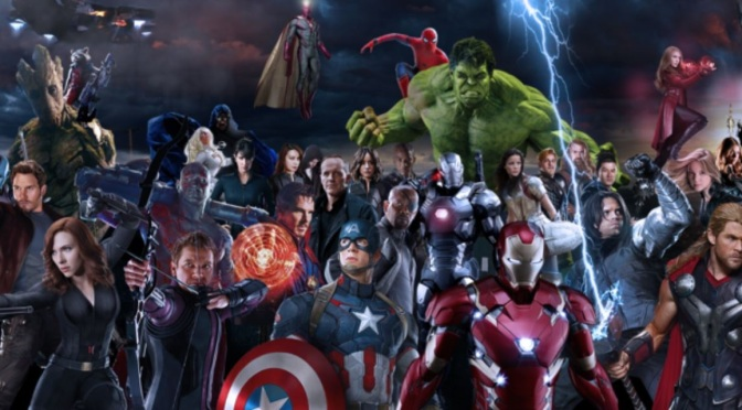 Marvel Cinematic Universe – Our Ranking