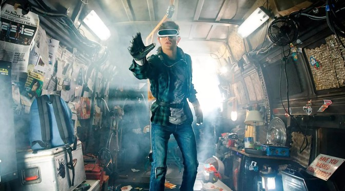 Ready Player One – DVD & Blu-Ray Review