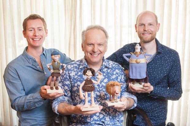 """Each character feels so lived in"" – Aardman studio director Merlin Crossingham talks Early Man and stop-motion"