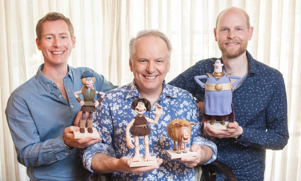 """Each character feels so lived in"" – Aardman studio director Merlin Crossingham talks Early Man and stop-motion"