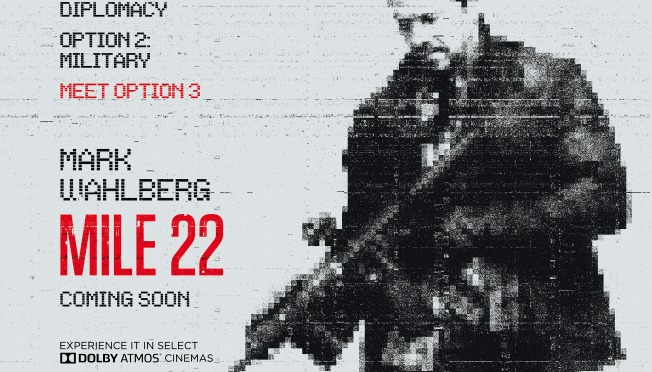 Mile 22 – Brand New Trailer!