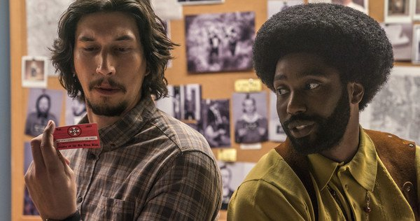 BlacKkKlansman – Brand New Trailer!