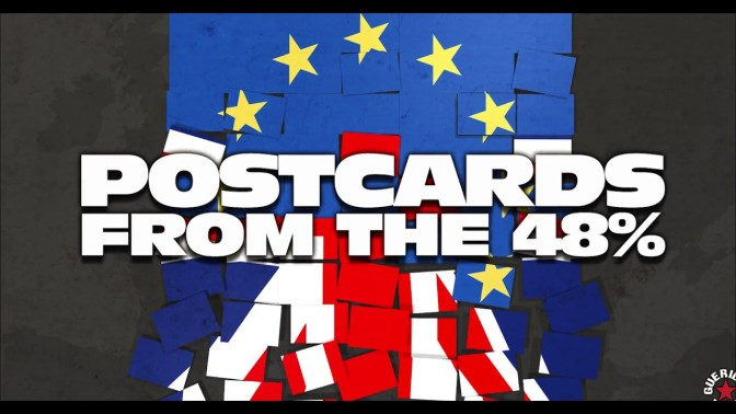 Postcards from the 48% –Edinburgh Film Festival Review