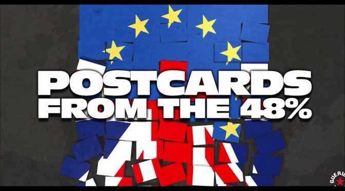 Postcards from the 48% –Edinburgh Film Festival Review