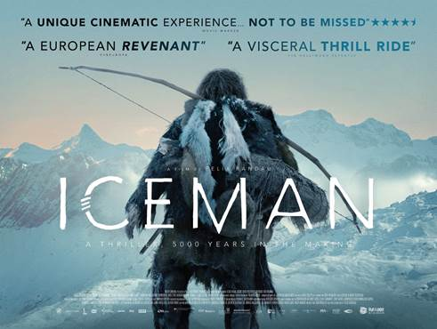 Win a Poster & a Digital Copy of Iceman!