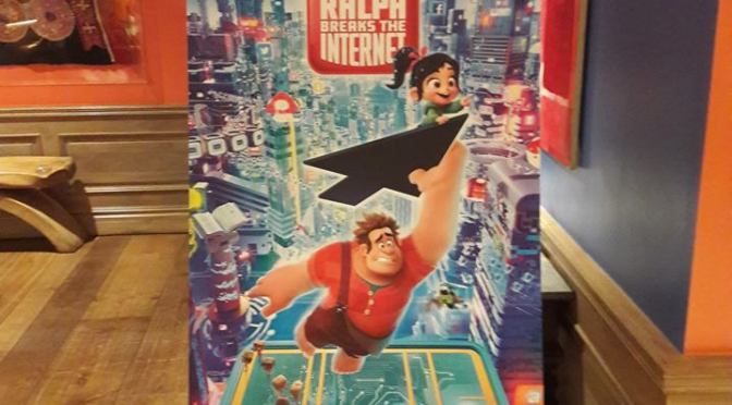Wreck-It Ralph – Special Preview Footage