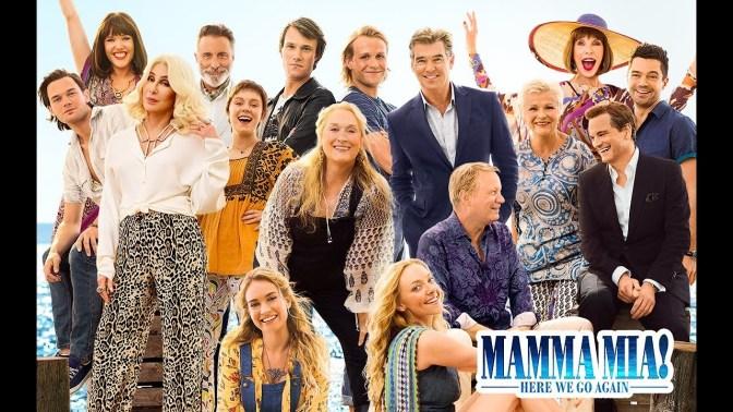 Mamma Mia! Here We Go Again – Review