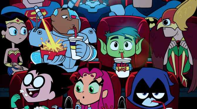 Teen Titans Go! To The Movies – Review