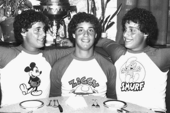 Three Identical Strangers – Trailer!