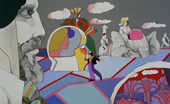 The Beatles' Yellow Submarine – Review