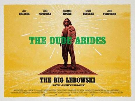 The Big Lebowski – Brand New Trailer!
