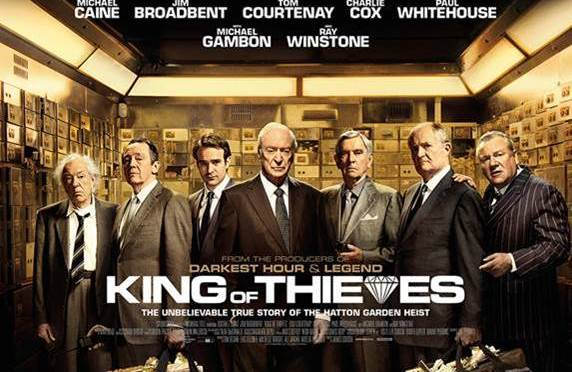 King of Thieves – Trailers & Clips!