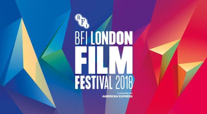 BFI London Film Festival 2018 – Programme